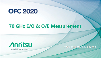 70 GHz E/O & O/E Measurement