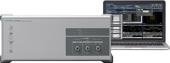 ワイヤレスコネクティビティテストセット MT8862A