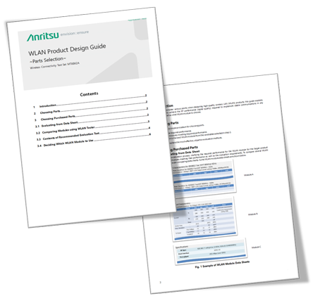 WLAN Product Design Guide