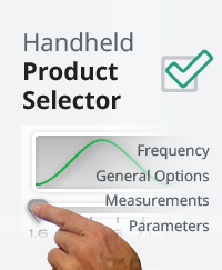 Handheld Product Selector