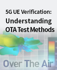 NEW TEST PROCEDURE FOR 5G UE